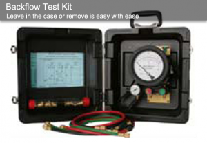 Backflow Home Test Kit