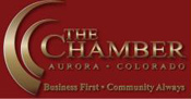 Member of the Aurora Chamber of Commerce - Click Here to visit the chamber website