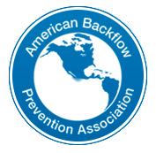 american backflow prevention association logo